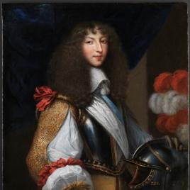 Luis XIV, joven