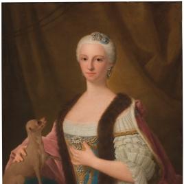 María Antonia Fernanda de España, esposa de Vittorio Amadeo III