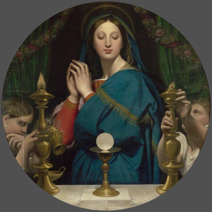 La pintura religiosa