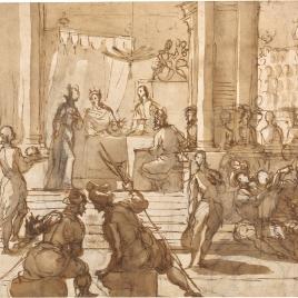 El banquete de Herodes