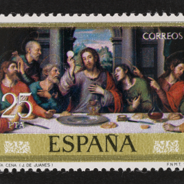 Serie de sellos Juan de Juanes