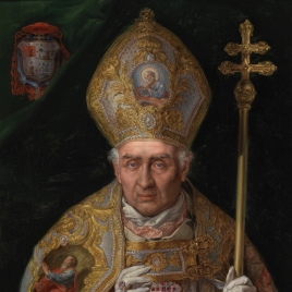 Pedro Inguanzo y Rivero, arzobispo de Toledo (copia)
