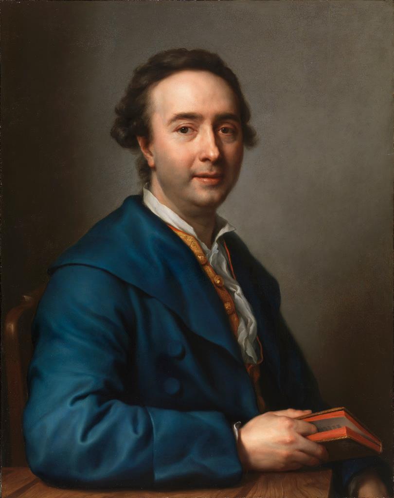 Retrato de José Nicolás de Azara