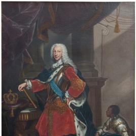 Carlos VII, rey de Nápoles (futuro Carlos III de España)