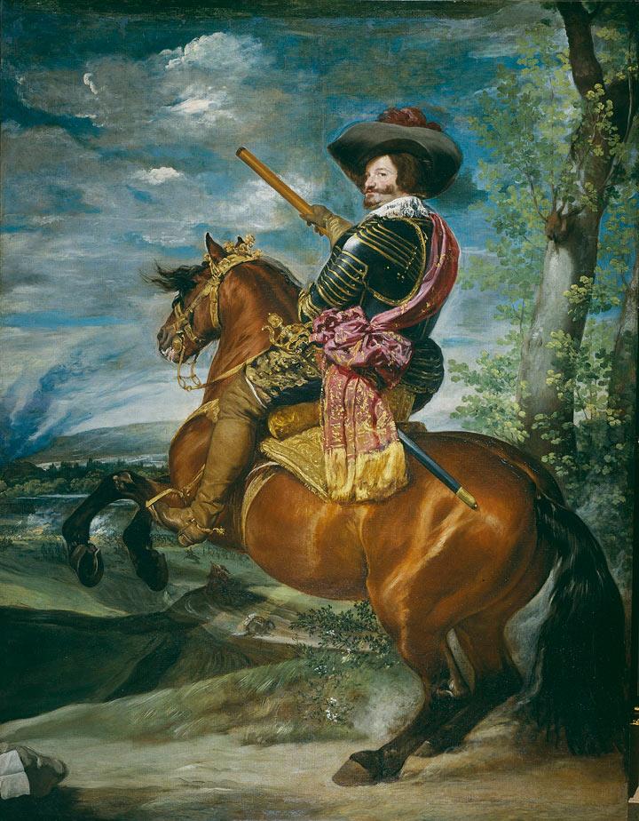 El Conde-Duque, furias y bufones