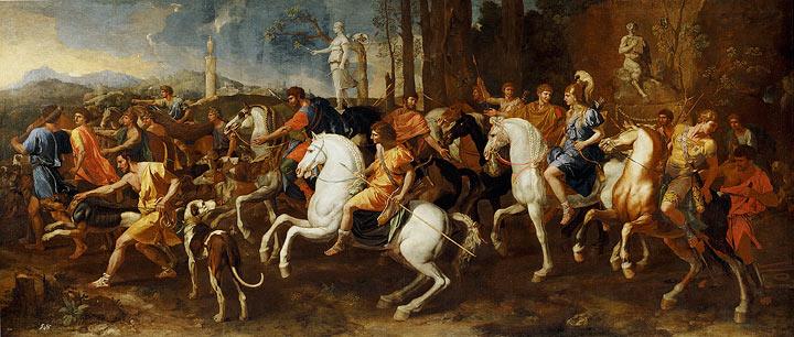 Ciclo de Roma Antigua