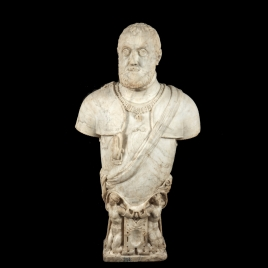 Emperor Carlos V (bust)