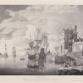 Un puerto de mar