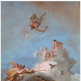 El Olimpo, o Triunfo de Venus