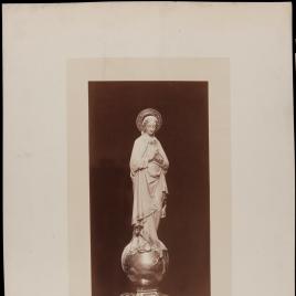 Inmaculada (vista de tres cuartos derecha)