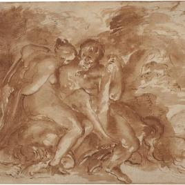 Hércules y Onfale