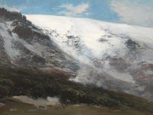 La sierra de Guadarrama en el Museo del Prado