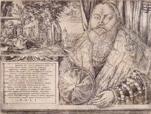 El retrato de Corte