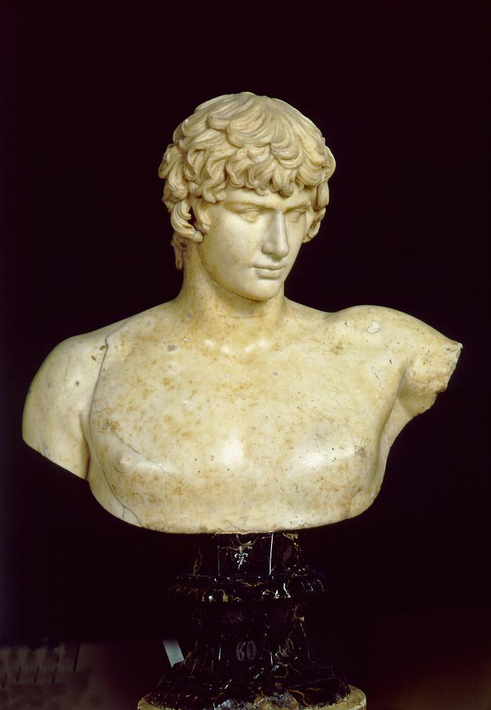 Colección de esculturas de Cristina de Suecia.