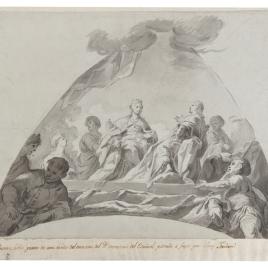 Encuentro de Salomón y la reina de Saba