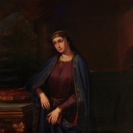 Doña Berenguela, esposa de Alfonso IX