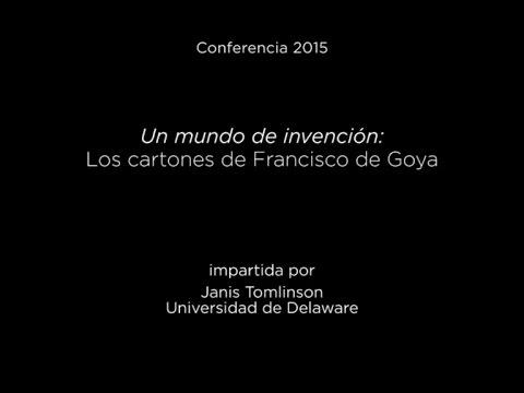 Conferencia: Un mundo de invención: los cartones de Francisco de Goya