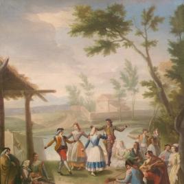Un baile a orillas del Manzanares