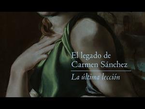 El legado de Carmen Sánchez en las colecciones del Museo