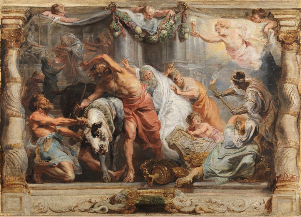 El Museo del Prado presenta, en colaboración con el J. Paul Getty Museum, Rubens. El triunfo de la Eucaristía