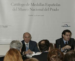 El Museo del Prado publica el catálogo razonado de su colección de medallas españolas