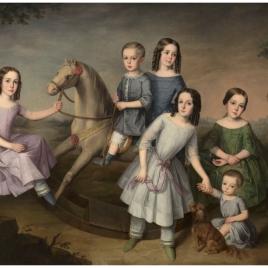 Retrato de la familia Lara