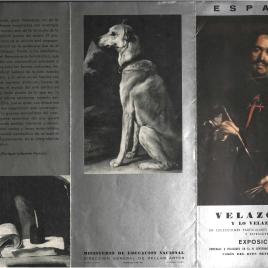 Velázquez y lo velazqueño en colecciones particulares y museos españoles y extranjeros : exposición homenaje a Velázquez en el III centenario de su muerte, (1660 - 1960).