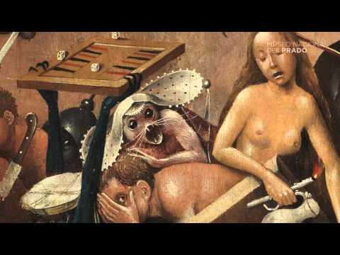 Obras comentadas: El jardín de las delicias, El Bosco (h. 1490-1500)