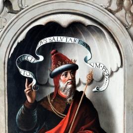 El profeta David