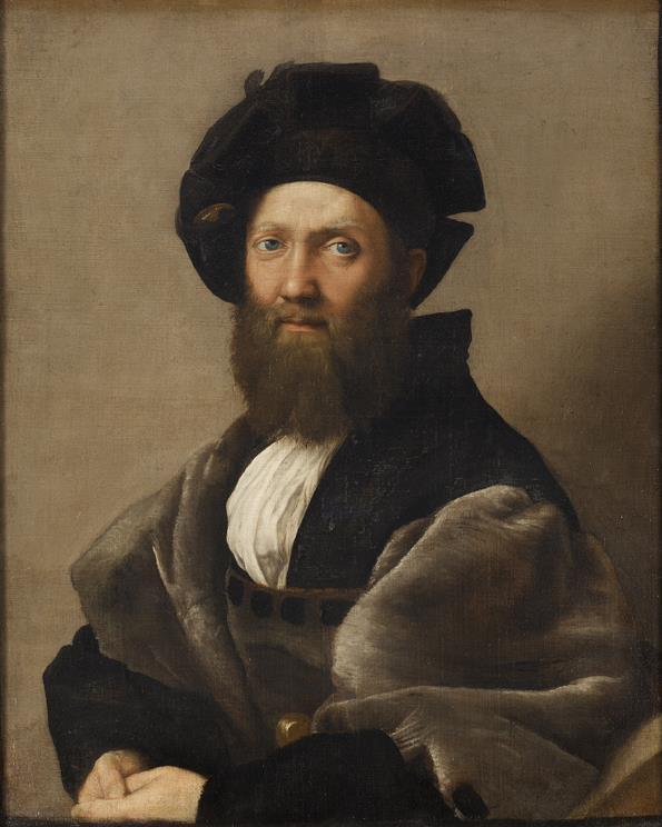 Ultimos días para visitar 'El último Rafael' en el Museo del Prado