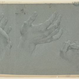 Estudio para cuatro manos
