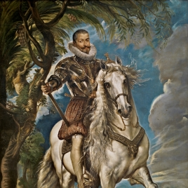 Retrato ecuestre del duque de Lerma