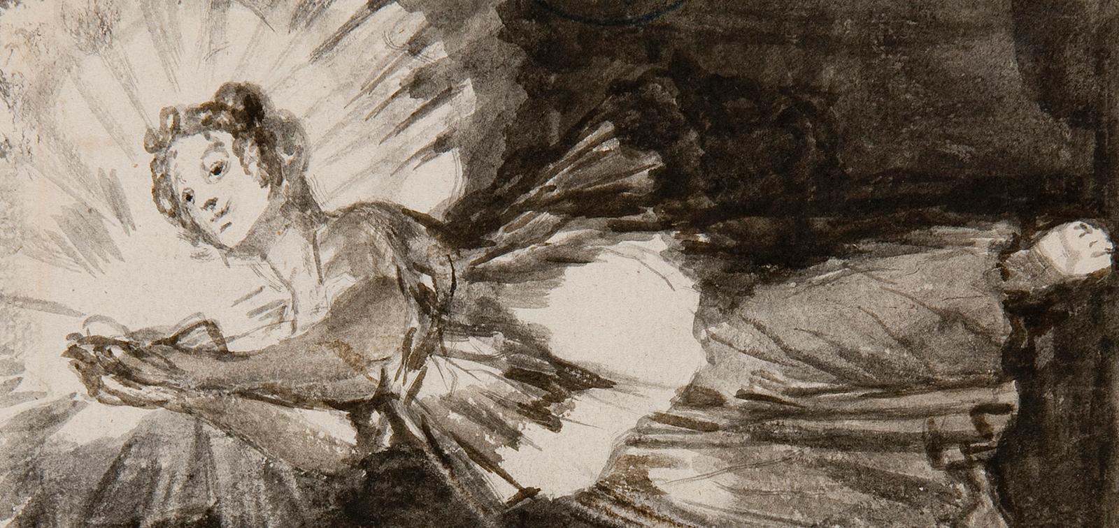 Instalación temporal: El pensamiento constitucional en la obra de Goya