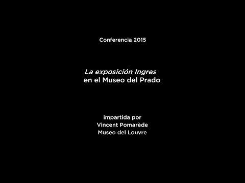 Conferencia: La exposición Ingres en el Museo del Prado (V.O.)