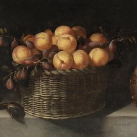 Bodegón de frutas y hortalizas