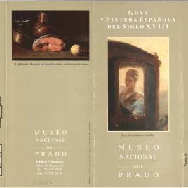 Goya y la pintura española del siglo XVIII / Museo Nacional del Prado.