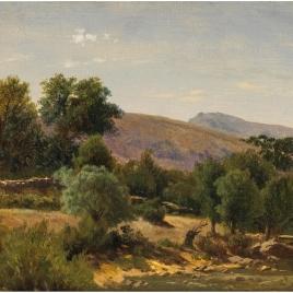 Cercanías del Monasterio de Piedra (Aragón)