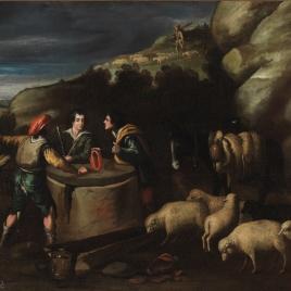 Jacob en el pozo