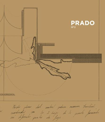 Segundo número de la revista Prado