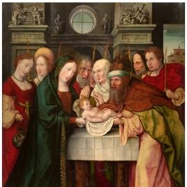 La Purificación de la Virgen