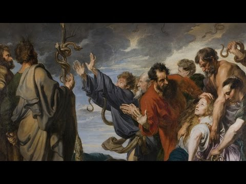 Commented works: The Metal Serpent, by Anthony van Dyck