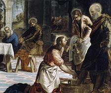 The Washing of the Feet