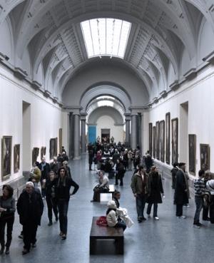 Beca 2018 Real Academia Española - Museo del Prado de Formación e Investigación en el Departamento de Conservación de Dibujos y Estampas