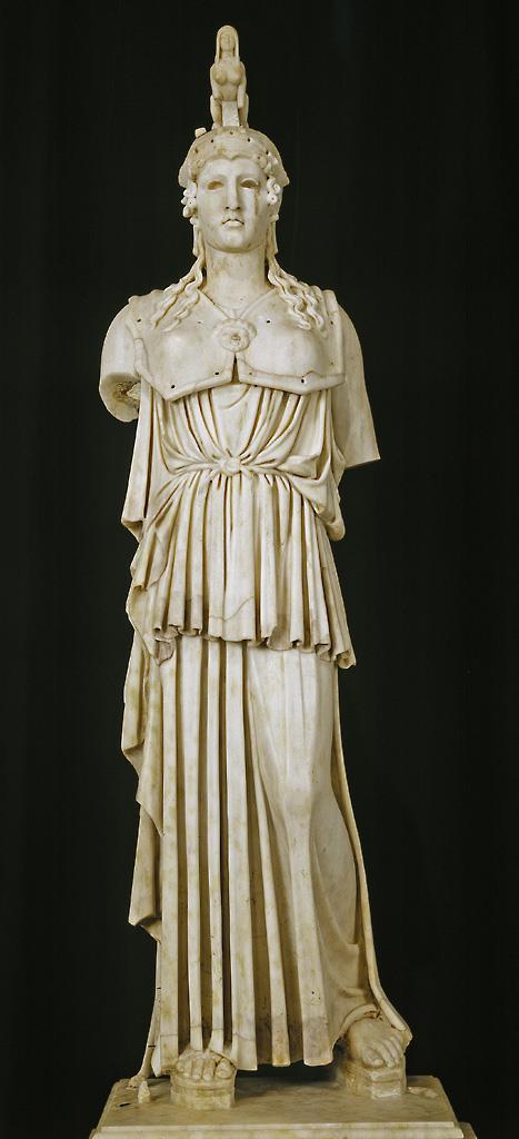 Atenea Pártenos [Fidias]