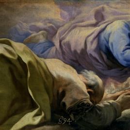 Abraham escucha las promesas del Señor
