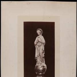 Inmaculada (vista de tres cuartos izquierda)
