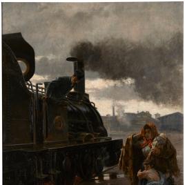 Accidente ferroviario