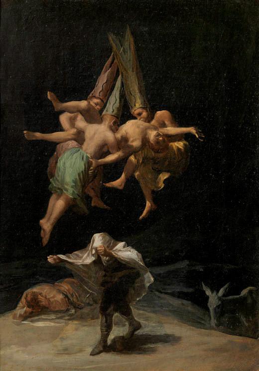 Goya: primer pintor de Cámara (1795-1800)