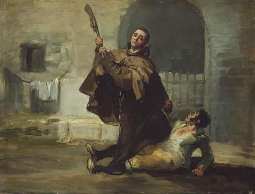 Goya ante el nuevo siglo (1800-1808)
