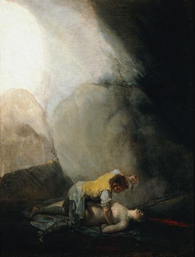 Goya en los años de la guerra de la Independencia (1808-1814)